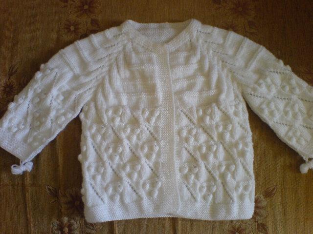 örgü bebek ceketi modelleri