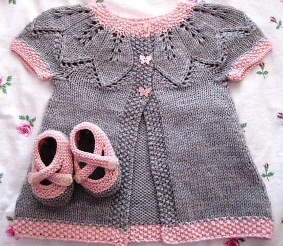 örgü bebek yelek modelleri